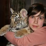 Аренда Тигра для фотосессии