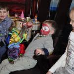 Заказать обезьянку на детский праздник