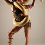 Аренда змеи для фотосессии