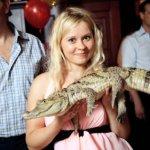 Аренда Крокодила для фотосессии