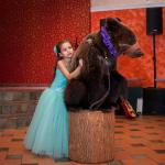 Аренда медведя для фотосессии