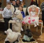Шоу 3 пуделя на детский праздник
