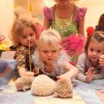 Шоу ежиков на детский День рождения